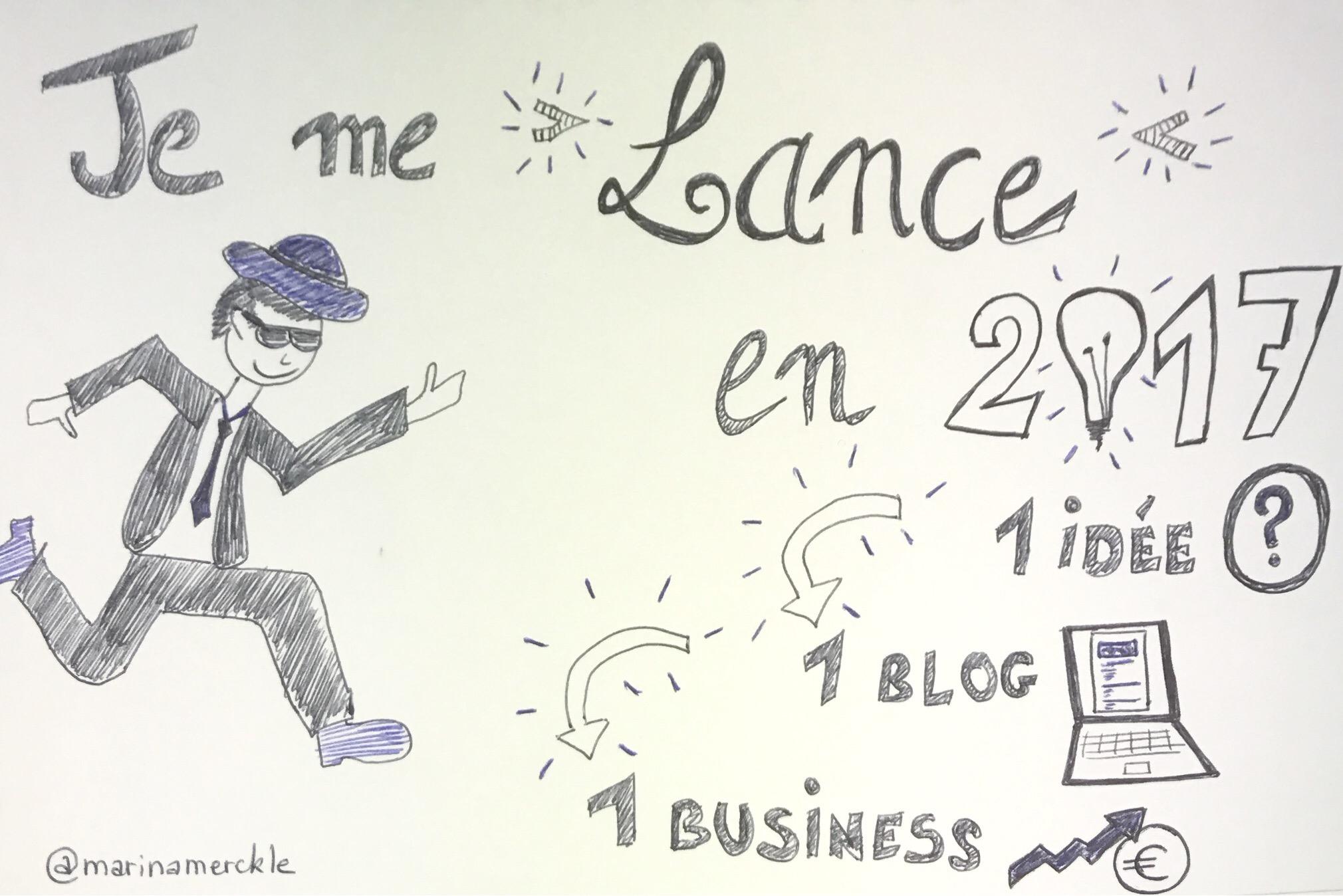 Pourquoi créer un blog est le meilleur moyen de lancer un business
