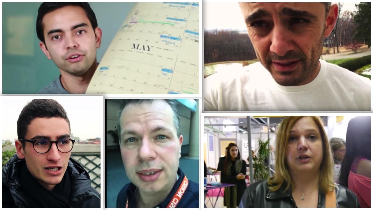 12 Vlogeurs à découvrir si tu es Entrepreneur