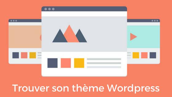 Trouver un thème WordPress