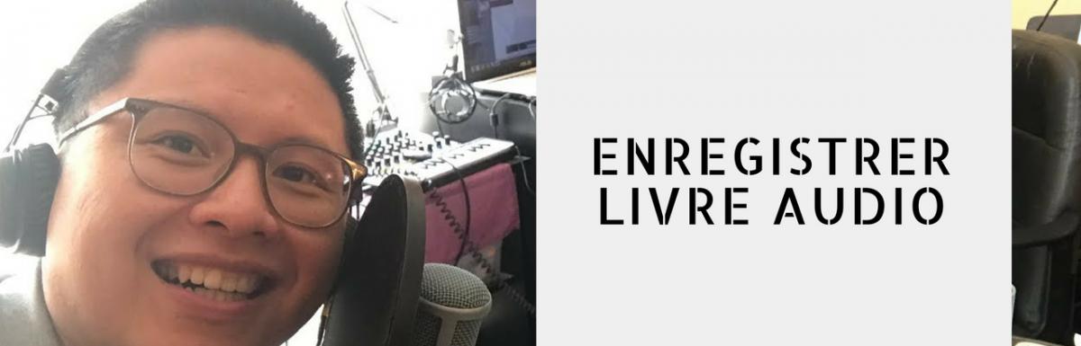 ENREGISTRER UN LIVRE AUDIO | Vlog #94