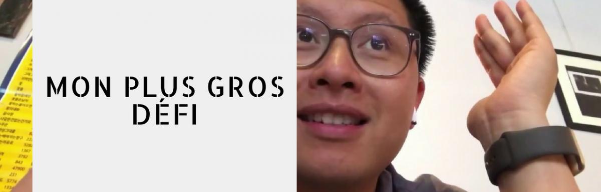 MON PLUS GROS DÉFI | Vlog #98